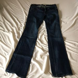 Abercrombie & Fitch Jeans - Abercrombie & Fitch Bootcut Jeans size 4Long